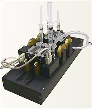 Temperature Controlled Automated Enzyme Assay Device